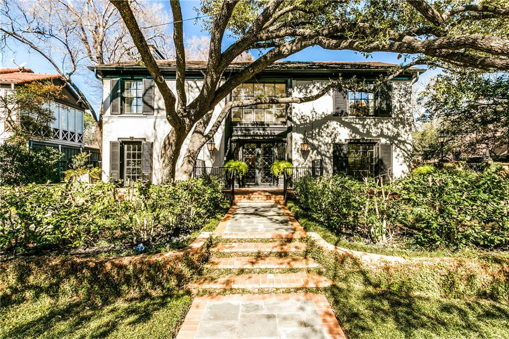 Sold Property | 4524 Westway Avenue Highland Park, Texas 75205 2