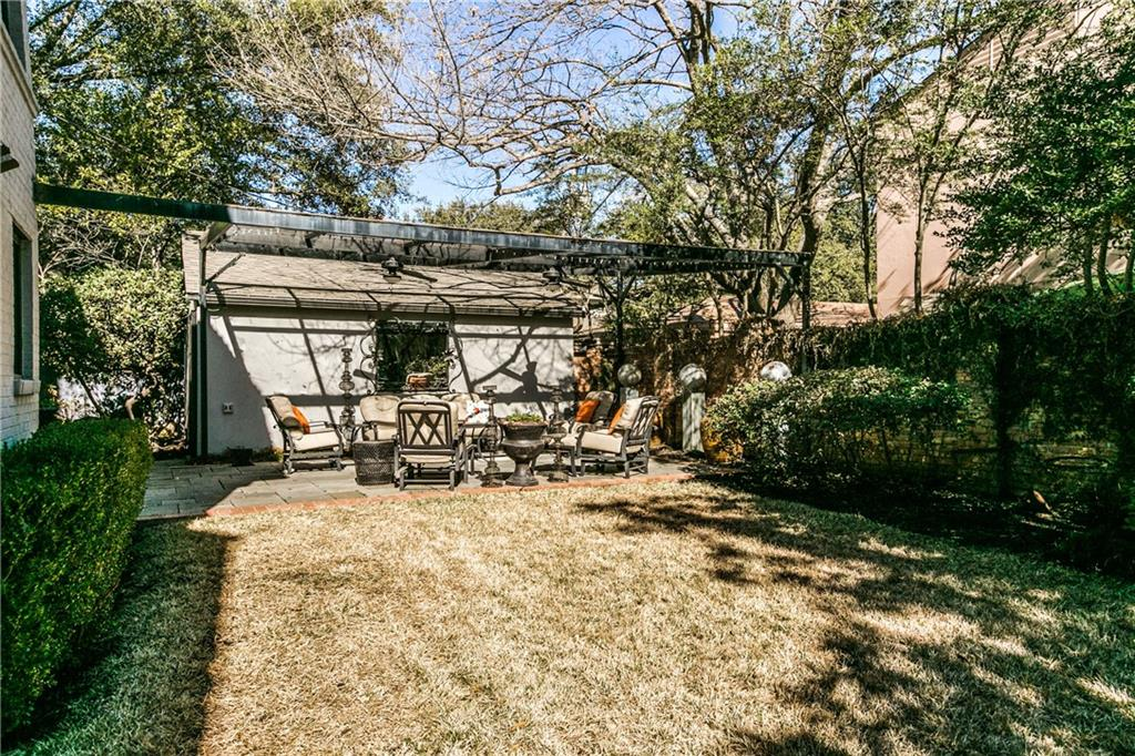 Sold Property | 4524 Westway Avenue Highland Park, Texas 75205 21