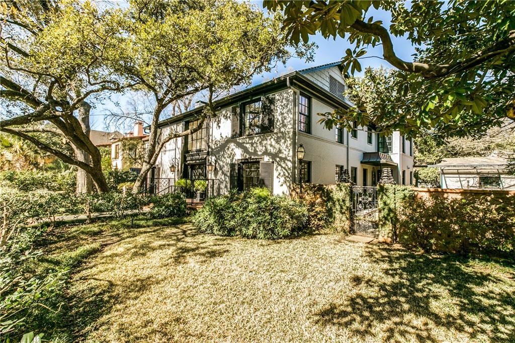 Sold Property | 4524 Westway Avenue Highland Park, Texas 75205 3
