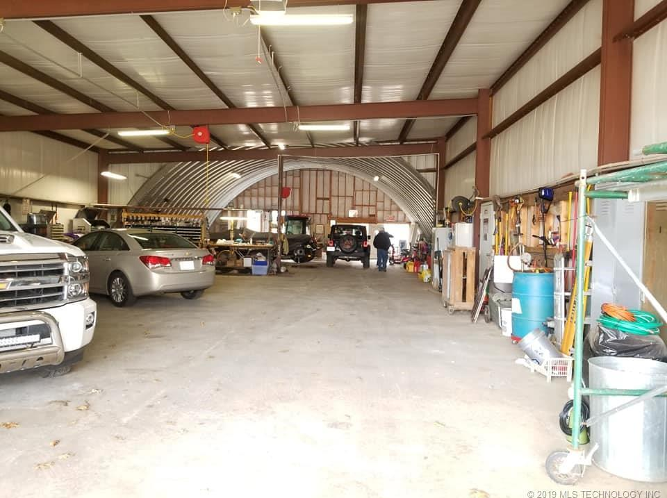 Big Cabin, lake, ramp, boat, fish, log, cabin, shop, acres, car, | 441375 Sunset Drive Big Cabin, OK 74332 11