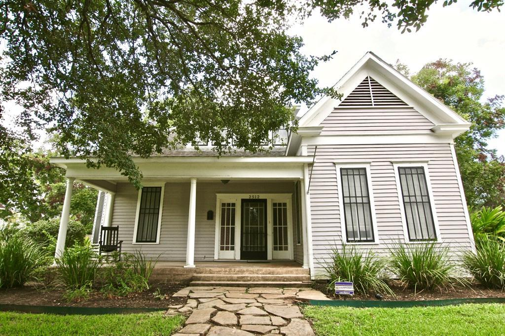 Off Market | 2512 Avenue G  Bay City, TX 77414 1