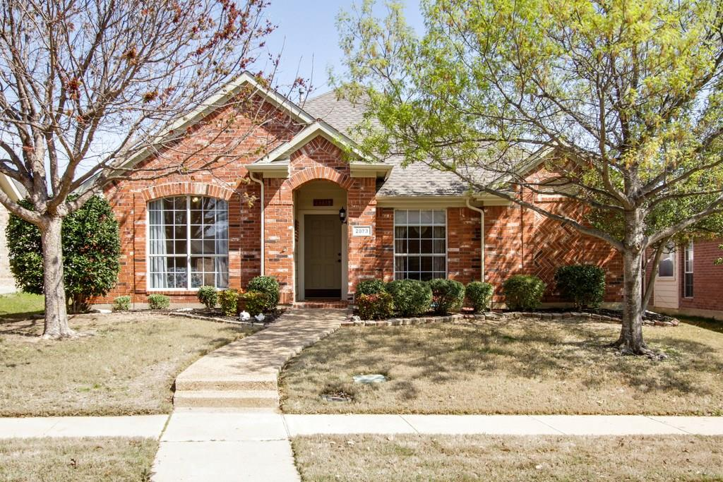 Sold Property | 2873 Crestview Drive Lewisville, Texas 75067 0