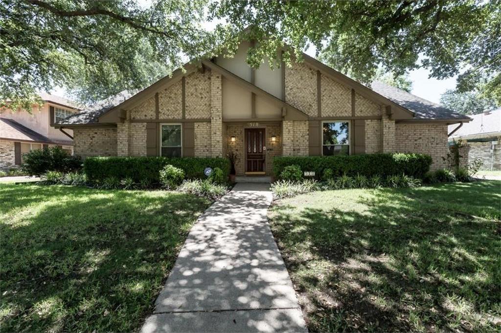 Sold Property   518 Hinsdale Drive Arlington, Texas 76006 0