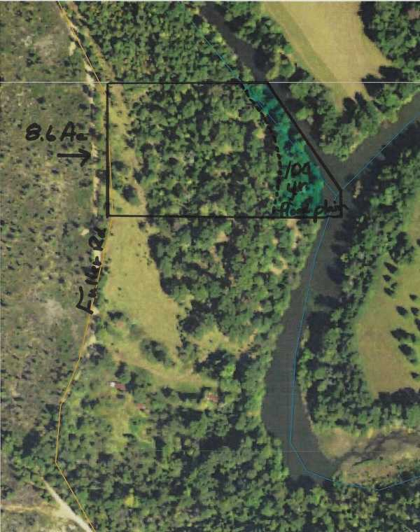 Pending | Little River Frontage/Fuller Rd Nashoba, OK  2