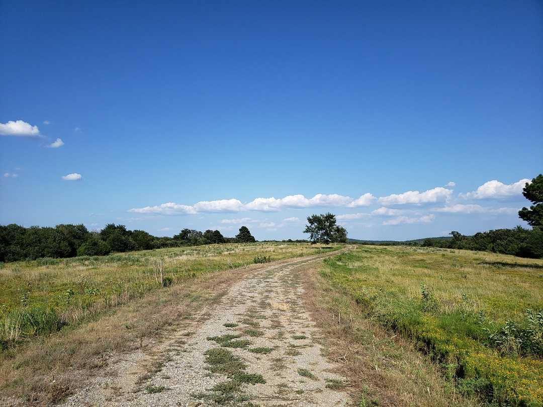 hunting land, deer OK, land OK, mixed ranch, ponds, utilities | Holsten Ln Wilburton, OK 74578 27