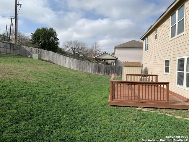 Property for Rent | 8526 Cherokee Ridge  Converse, TX 78109 19