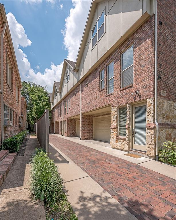 Leased | 3425 Rosedale Avenue #4 University Park, Texas 75205 1