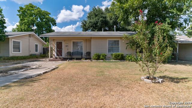 Active Option | 227 CORAL AVE  San Antonio, TX 78223 0