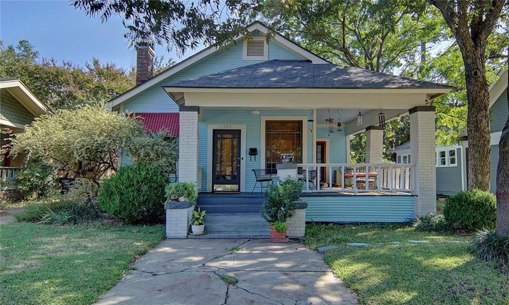 Sold Property | 1909 6th Avenue Fort Worth, Texas 76110 1