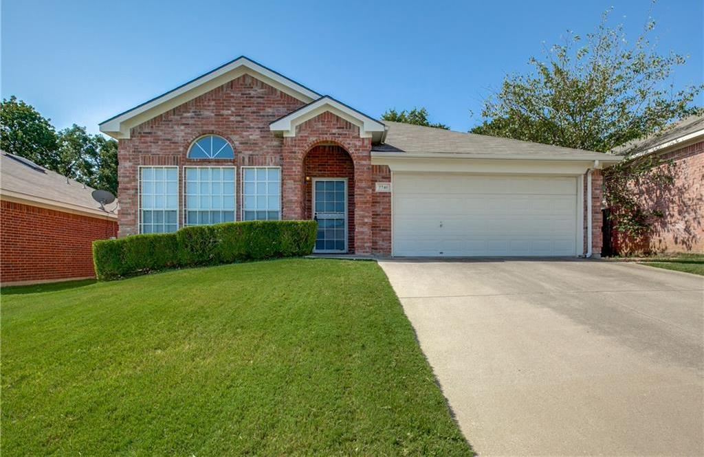Sold Property | 7740 Briarstone Court Fort Worth, TX 76112 1