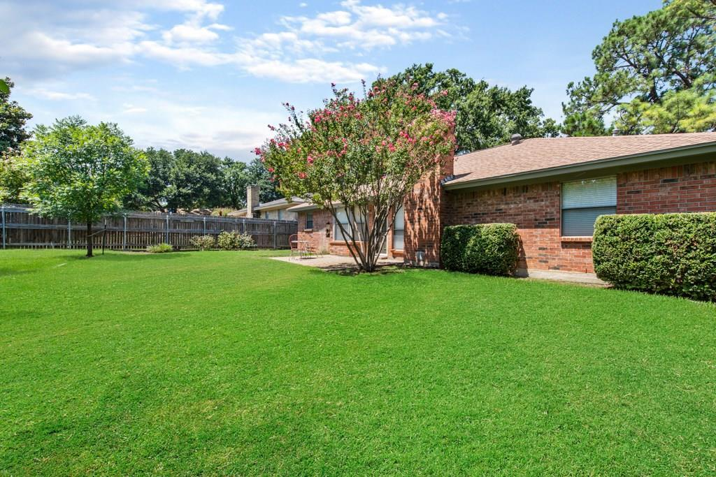 Sold Property | 2812 Quail Lane Arlington, Texas 76016 22