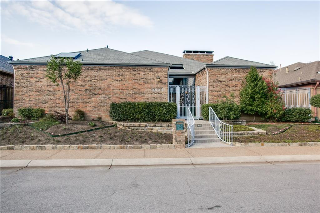 Sold Property | 6035 Steamboat  Dallas, Texas 75230 0