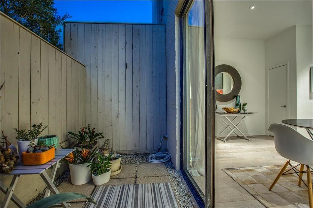 Sold Property | 3920 Travis Street #19 Dallas, Texas 75204 20