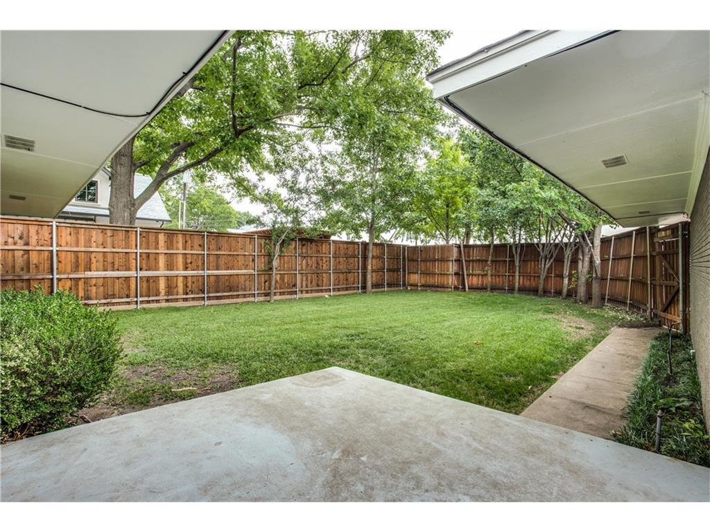 Leased | 4033 Centenary Avenue University Park, Texas 75225 22