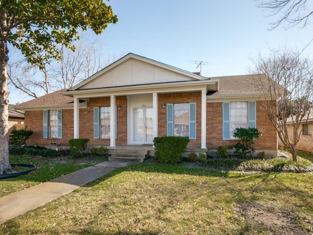 Leased | 8630 Forest Green Drive Dallas, Texas 75243 1