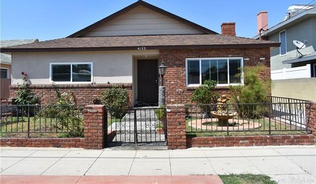 Closed   4153 W 137th  Street #A-BC Hawthorne, CA 90250 1
