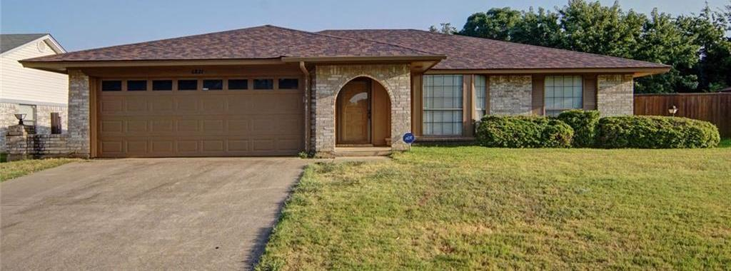 Sold Property | 6821 Ridgetop Road North Richland Hills, Texas 76182 1