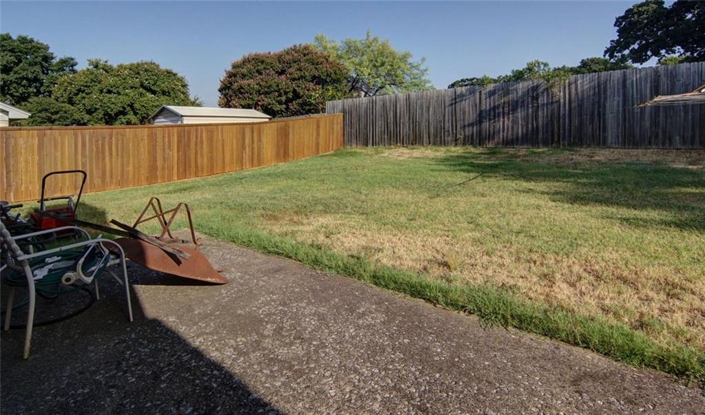Sold Property | 6821 Ridgetop Road North Richland Hills, Texas 76182 23