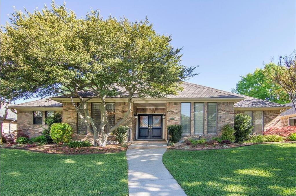 Sold Property | 8927 Maple Glen Drive Dallas, Texas 75231 0