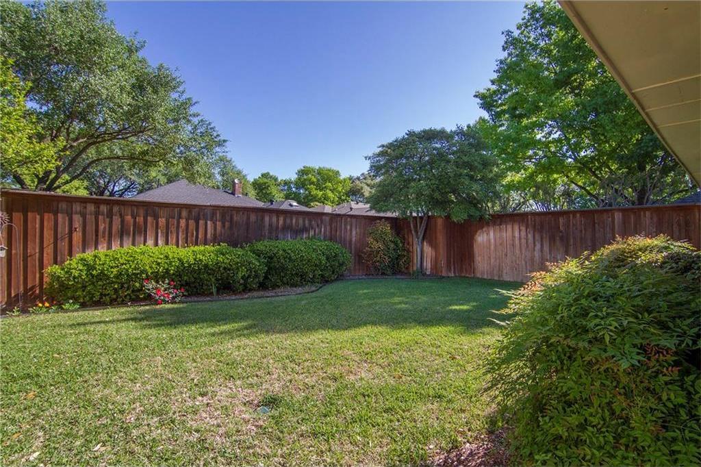 Sold Property | 8927 Maple Glen Drive Dallas, Texas 75231 32