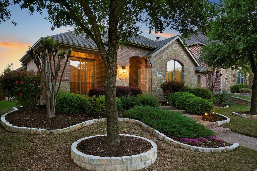 Sold Property | 927 Sloan Drive Allen, Texas 75013 0