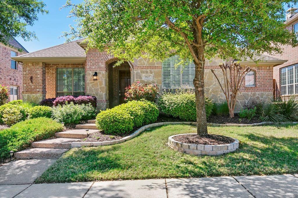 Sold Property   927 Sloan Drive Allen, Texas 75013 1