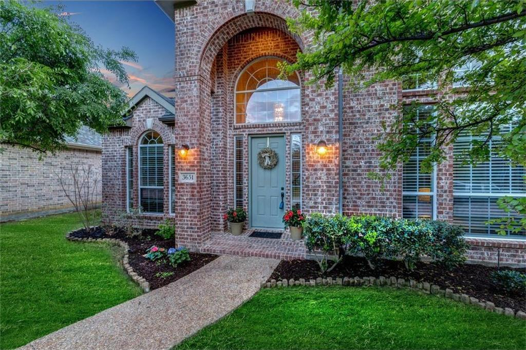 Sold Property | 3651 Jefferson Drive Frisco, Texas 75034 1