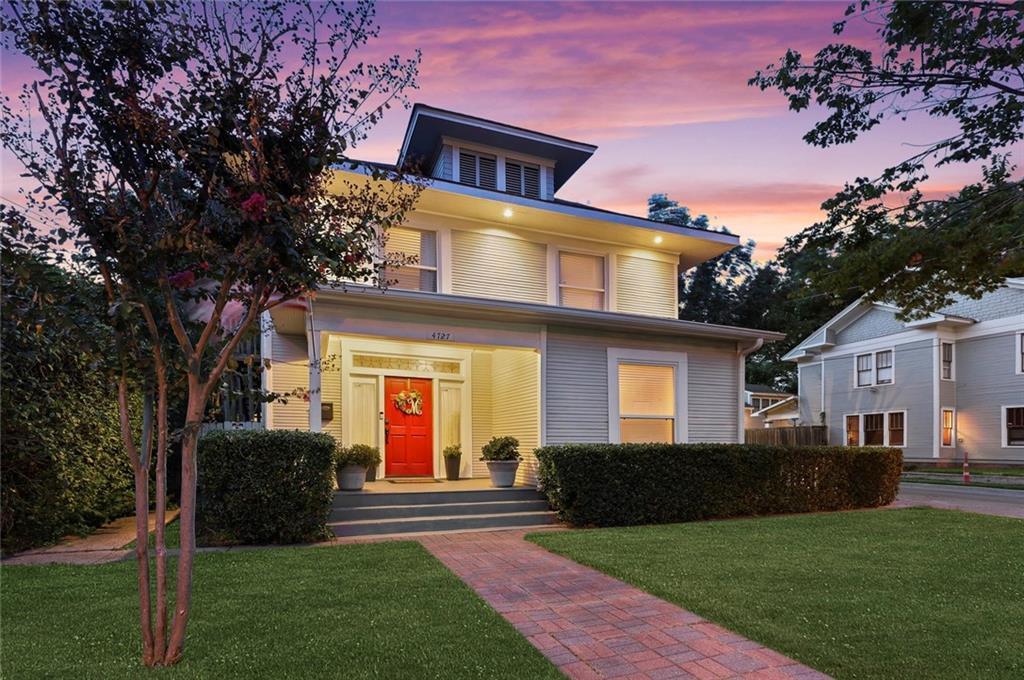 Luxury Homes for Sale Dallas | 4727 Worth Street Dallas, TX 75246 2