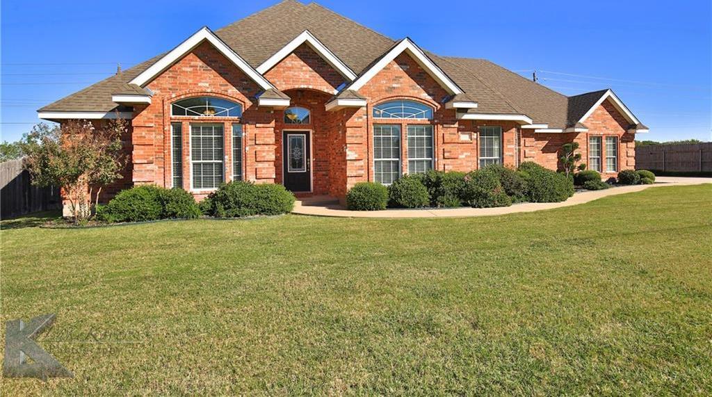Sold Property | 5017 Canyon Rock Road Abilene, Texas 79606 0