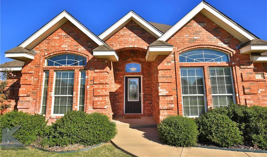 Sold Property | 5017 Canyon Rock Road Abilene, Texas 79606 1