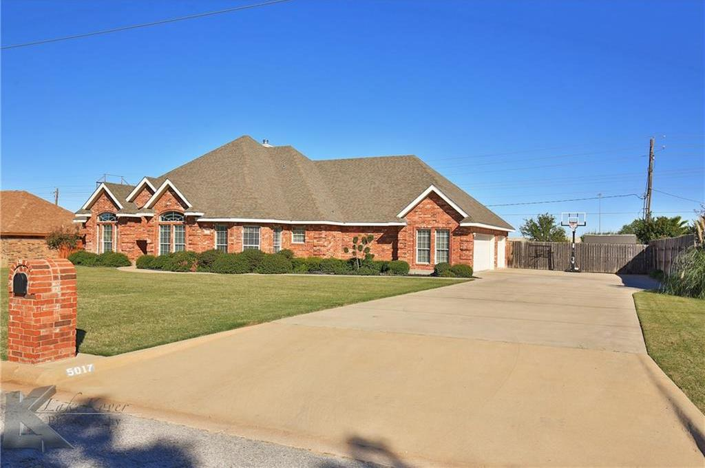 Sold Property | 5017 Canyon Rock Road Abilene, Texas 79606 2