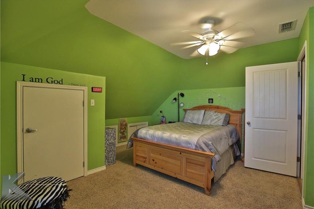 Sold Property | 5017 Canyon Rock Road Abilene, Texas 79606 25