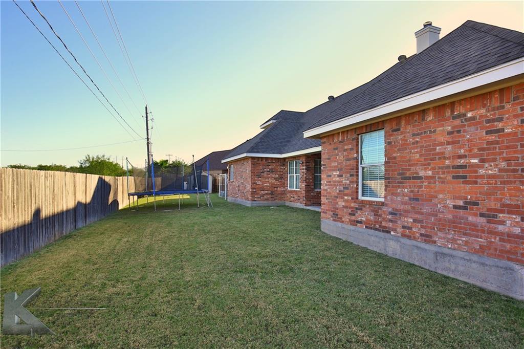 Sold Property | 5017 Canyon Rock Road Abilene, Texas 79606 34