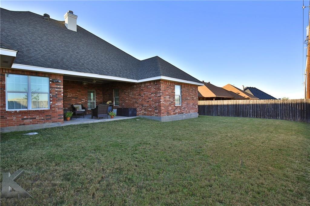 Sold Property | 5017 Canyon Rock Road Abilene, Texas 79606 35
