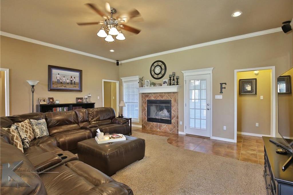 Sold Property | 5017 Canyon Rock Road Abilene, Texas 79606 6