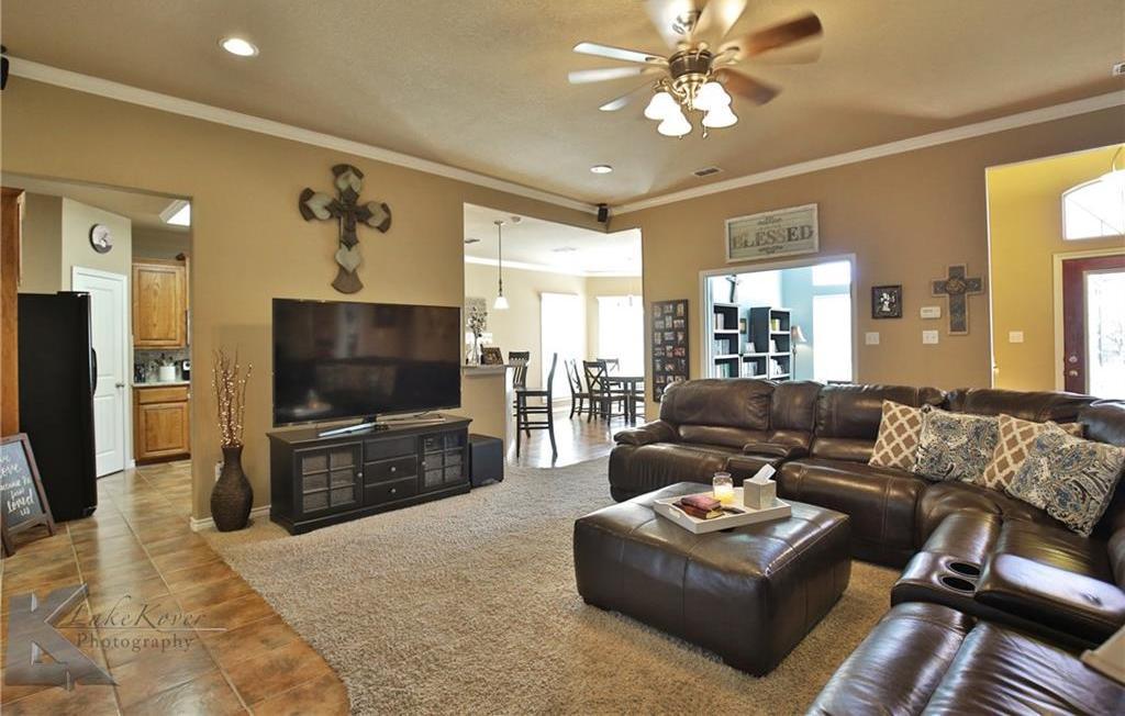Sold Property | 5017 Canyon Rock Road Abilene, Texas 79606 7