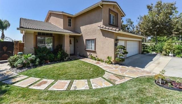Active | 10111 Thorpe Court Rancho Cucamonga, CA 91737 2