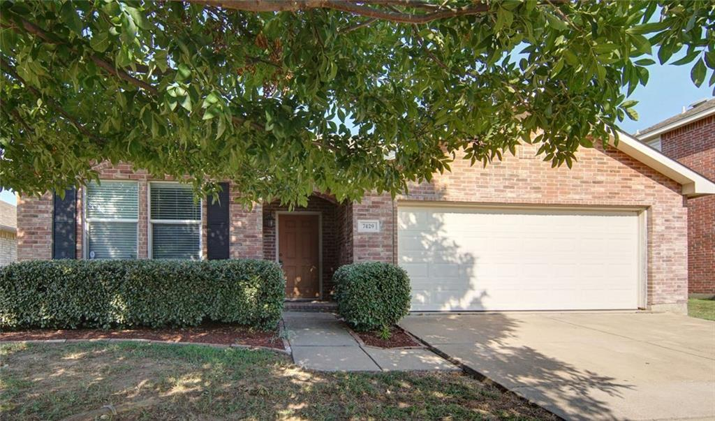 Sold Property | 7429 Candler Drive Fort Worth, Texas 76131 1