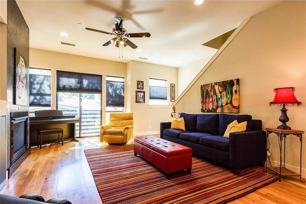 Sold Property | 4614 Cedar Springs Road #C Dallas, Texas 75219 11