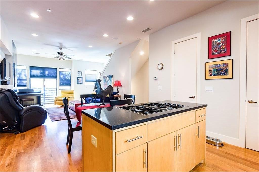 Sold Property | 4614 Cedar Springs Road #C Dallas, Texas 75219 14