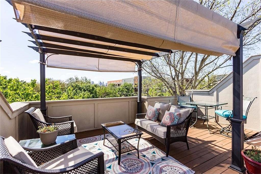 Sold Property | 4614 Cedar Springs Road #C Dallas, Texas 75219 20