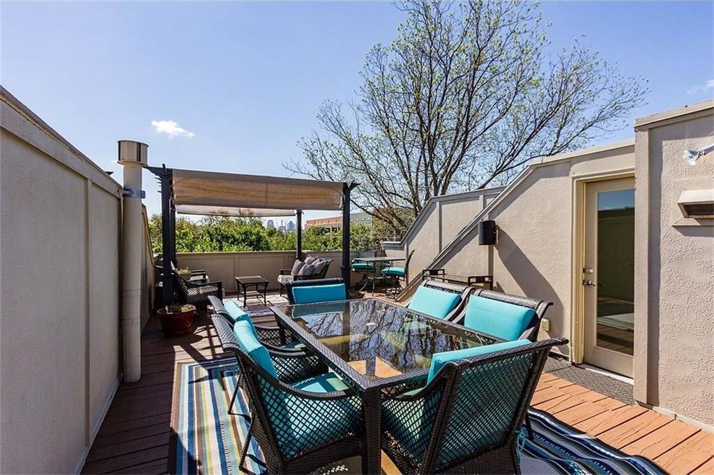 Sold Property | 4614 Cedar Springs Road #C Dallas, Texas 75219 21