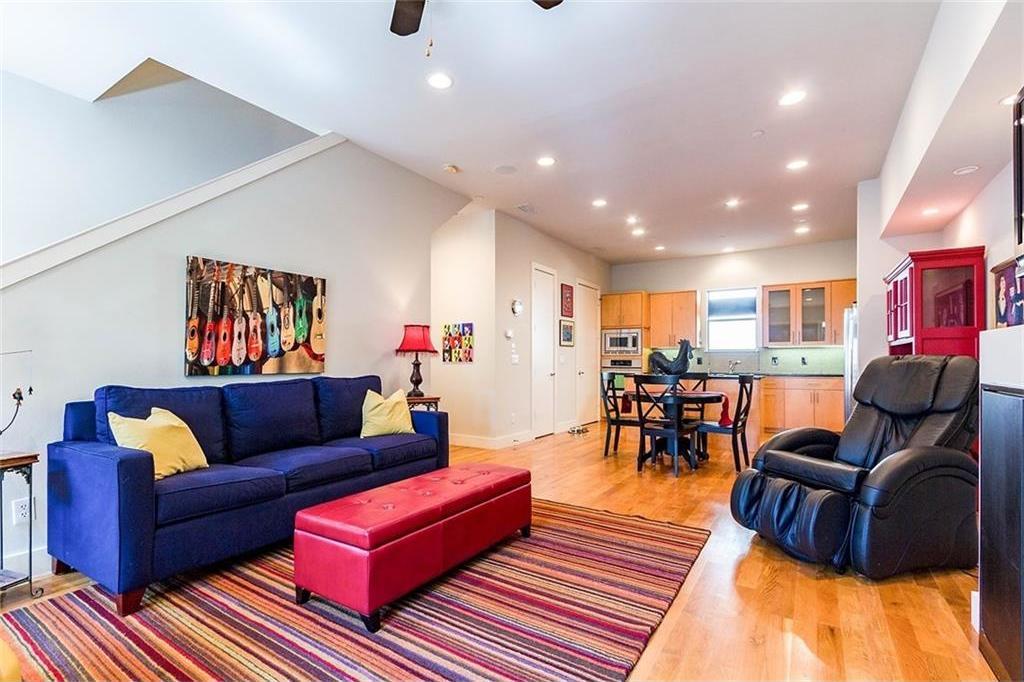 Sold Property | 4614 Cedar Springs Road #C Dallas, Texas 75219 9