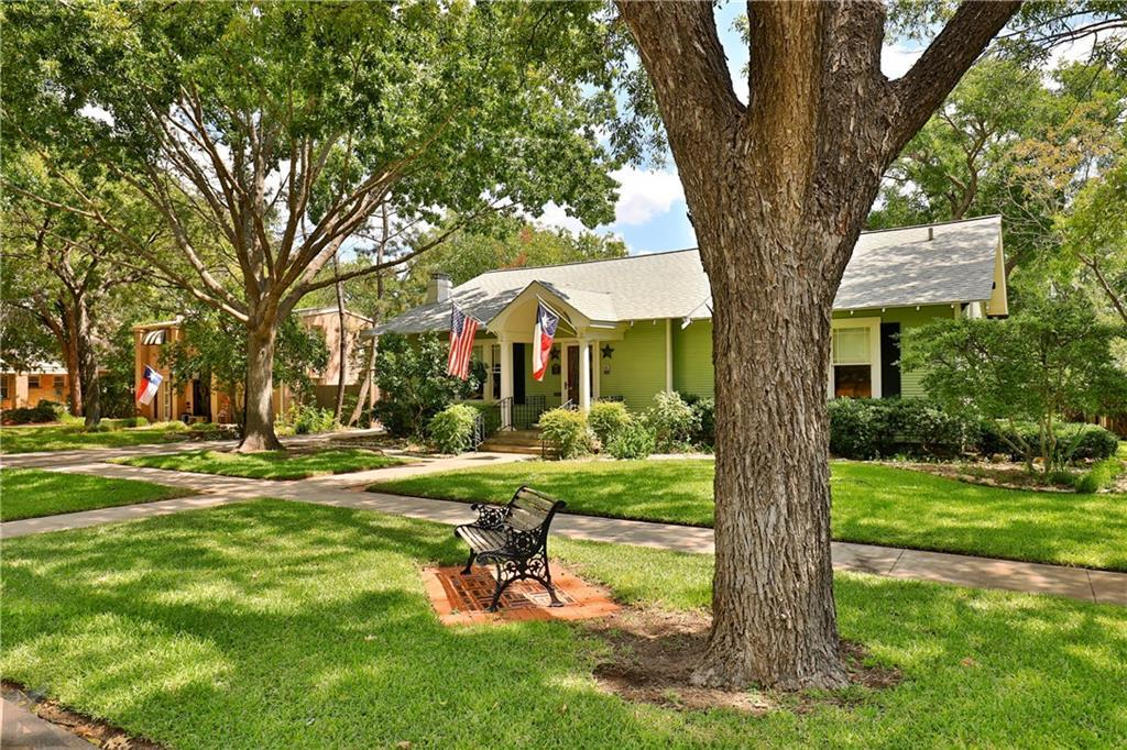 Sold Property | 825 Amarillo Street Abilene, Texas 79602 1