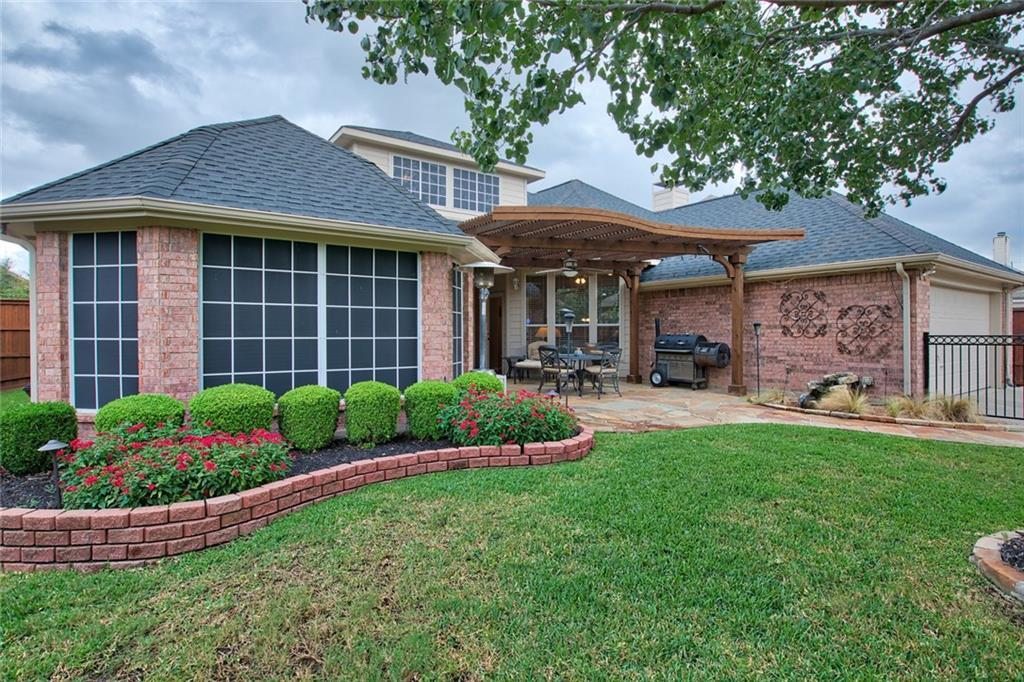 Sold Property | 6437 Autumn Trail The Colony, Texas 75056 28