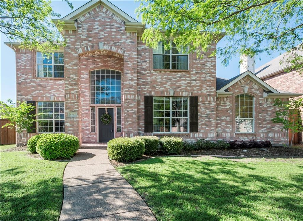 Sold Property   5517 Norris Drive The Colony, Texas 75056 0