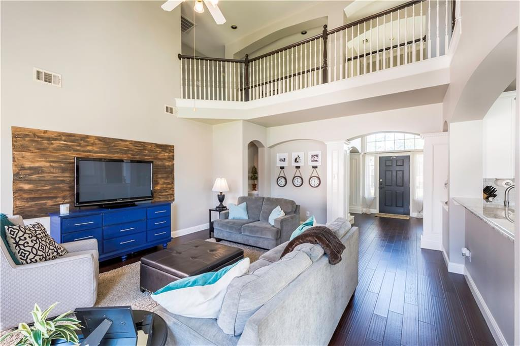 Sold Property | 5517 Norris Drive The Colony, Texas 75056 6