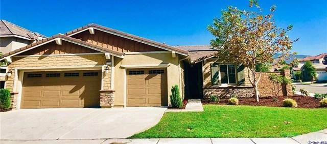 Active   13256 Oatman Drive Rancho Cucamonga, CA 91739 0