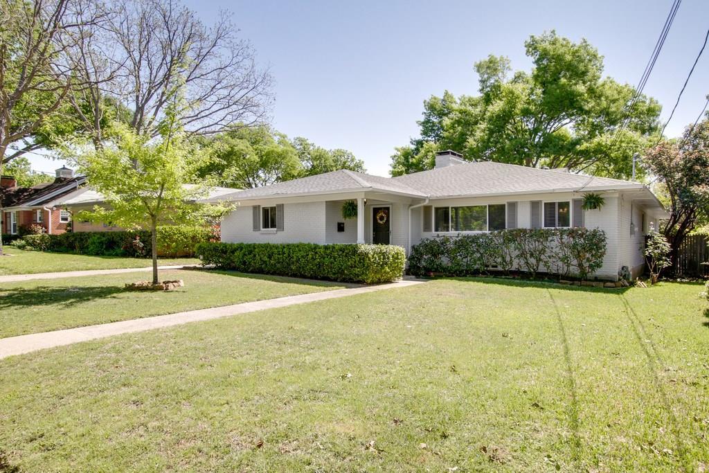 Sold Property   6654 Santa Anita Drive Dallas, Texas 75214 0