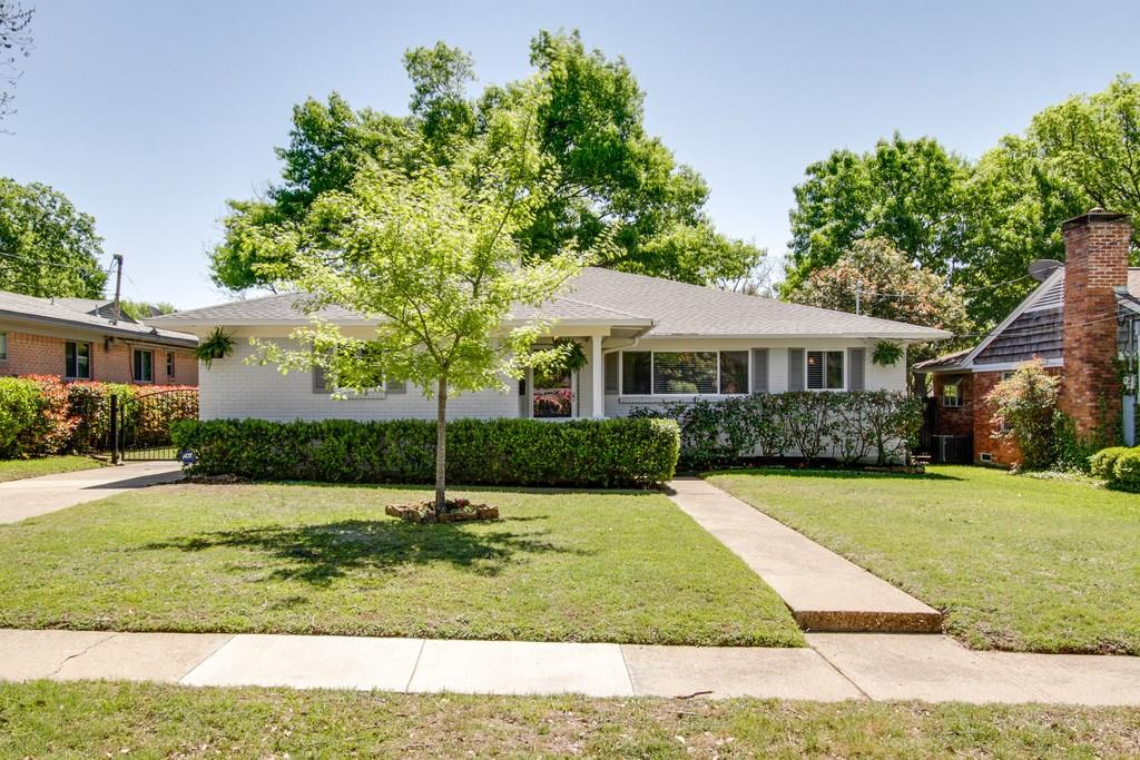 Sold Property   6654 Santa Anita Drive Dallas, Texas 75214 1
